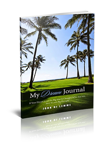 My Dream Journal by John Di Lemme