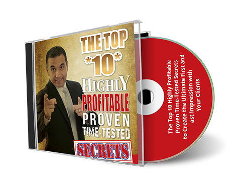 The Top 10 Highly Profitable Proven Time-Tested Secrets CD By John Di Lemme