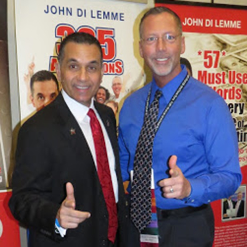 John Di Lemme with Jeff Pryor
