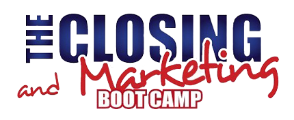Closing and Marketing Boot Camp Logo