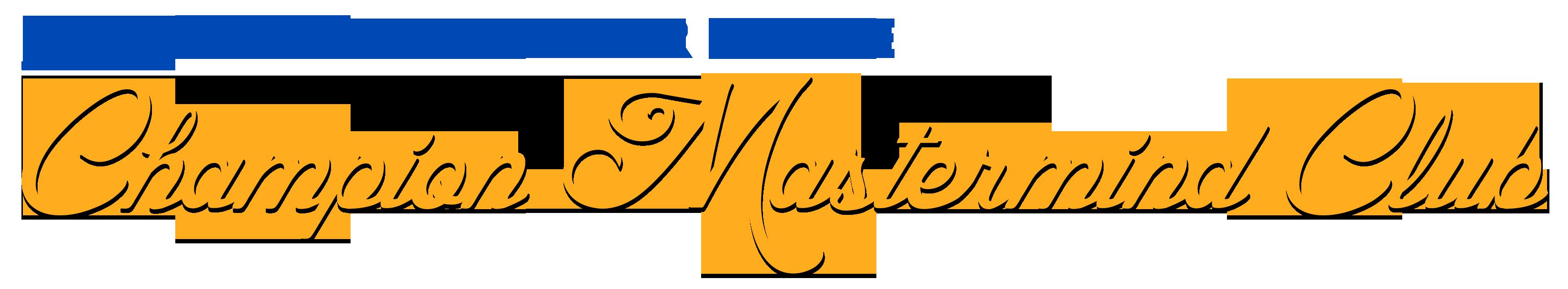 Inner Circle Champion Mastermind Club Logo