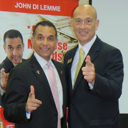 John Di Lemme with John Adolfi